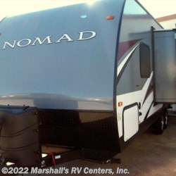 2016 Skyline Nomad Dart 218RB  - Travel Trailer New  in Kemp TX For Sale by Marshall's RV Centers, Inc. call 800-232-5885 today for more info.