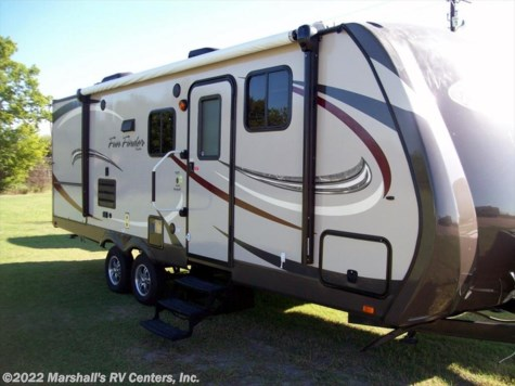 2014 Cruiser RV Fun Finder  260 BH
