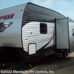 2018 RPM 32 SRPM  - Toy Hauler New  in Kemp TX For Sale by Marshall's RV Centers, Inc. call 800-232-5885 today for more info.