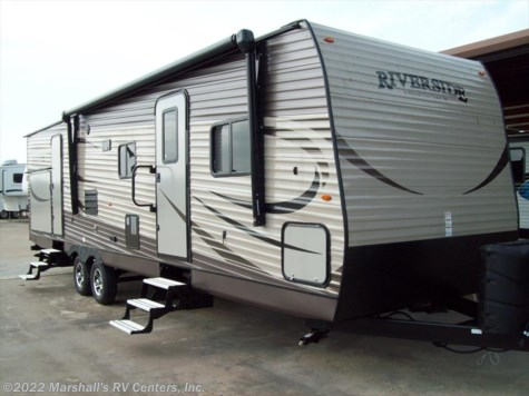 New 2018 Riverside 31 BHSK For Sale by Marshall's RV Centers, Inc. available in Kemp, Texas