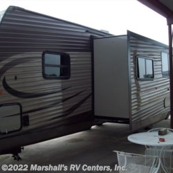 2018 Riverside 31 BHSK  - Travel Trailer New  in Kemp TX For Sale by Marshall's RV Centers, Inc. call 903-251-3186 today for more info.