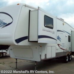 Used 2006 Keystone Montana Mountaineer 32 FW For Sale by Marshall's RV Centers, Inc. available in Kemp, Texas