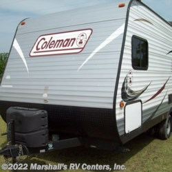 2015 Coleman Expedition 192 RB  - Travel Trailer Used  in Kemp TX For Sale by Marshall's RV Centers, Inc. call 800-232-5885 today for more info.
