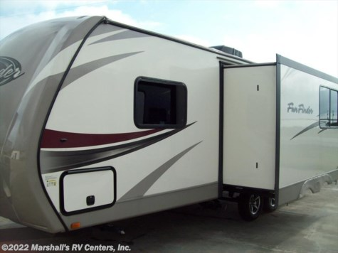 New 2016 Cruiser RV Fun Finder 241 LRK For Sale by Marshall's RV Centers, Inc. available in Kemp, Texas
