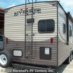 2017 Riverside 32 RKS  - Travel Trailer New  in Kemp TX For Sale by Marshall's RV Centers, Inc. call 800-232-5885 today for more info.