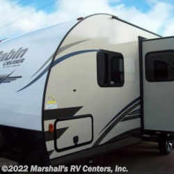 2018 Gulf Stream Cabin Cruiser 25BHS  - Travel Trailer New  in Kemp TX For Sale by Marshall's RV Centers, Inc. call 877-370-6417 today for more info.