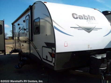 New 2018 Gulf Stream Cabin Cruiser 28BBS For Sale by Marshall's RV Centers, Inc. available in Kemp, Texas
