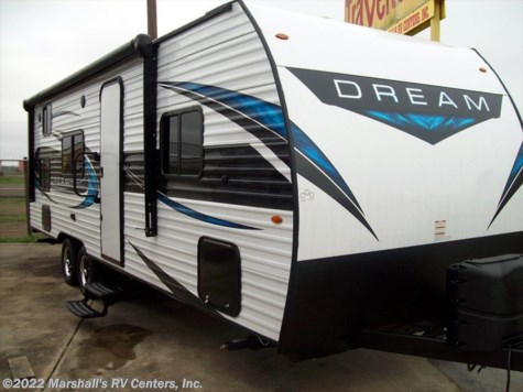 New 2018 Riverside Dream 26 BH For Sale by Marshall's RV Centers, Inc. available in Kemp, Texas