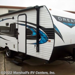 New 2018 Riverside Dream 175 BH For Sale by Marshall's RV Centers, Inc. available in Kemp, Texas
