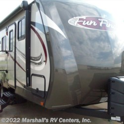 New 2013 Cruiser RV Fun Finder F-262BHS For Sale by Marshall's RV Centers, Inc. available in Kemp, Texas