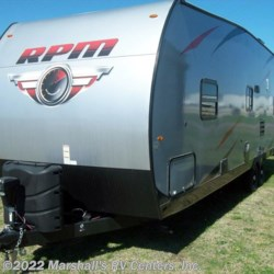 2018 Riverside RPM 27 FB  - Toy Hauler New  in Kemp TX For Sale by Marshall's RV Centers, Inc. call 877-370-6417 today for more info.