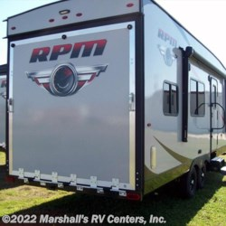 Marshall's RV Centers, Inc. 2018 RPM 27 FB  Toy Hauler by Riverside | Kemp, Texas