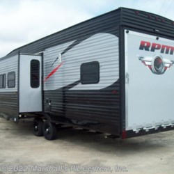 Marshall's RV Centers, Inc. 2018 32 FBS RPM  Toy Hauler by Riverside | Kemp, Texas