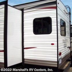 2019 Braxton Creek 24 RLS  - Travel Trailer New  in Kemp TX For Sale by Marshall's RV Centers, Inc. call 903-251-3186 today for more info.