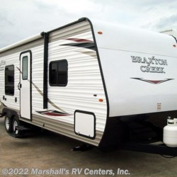 New 2019 Braxton Creek 26 DB For Sale by Marshall's RV Centers, Inc. available in Kemp, Texas