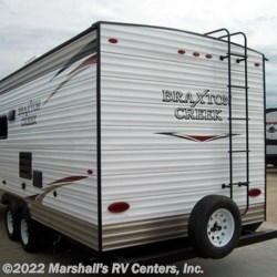 2019 Braxton Creek 26 DB  - Travel Trailer New  in Kemp TX For Sale by Marshall's RV Centers, Inc. call 903-251-3186 today for more info.