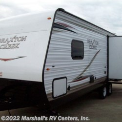 2019 Braxton Creek 241 RLS  - Travel Trailer New  in Kemp TX For Sale by Marshall's RV Centers, Inc. call 903-251-3186 today for more info.