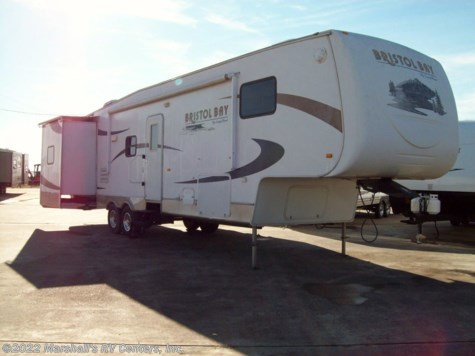 Used 2009 SunnyBrook Bristol Bay 3420 BH For Sale by Marshall's RV Centers, Inc. available in Kemp, Texas