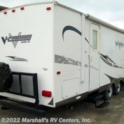 Marshall's RV Centers, Inc. 2012 V-Cross 27-VFK Super Lite  Travel Trailer by Forest River | Kemp, Texas
