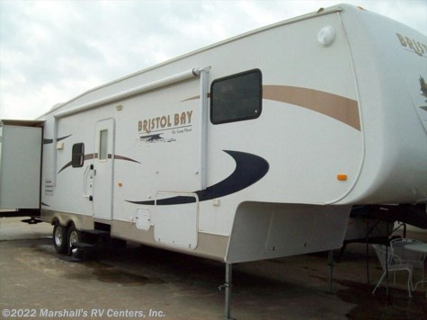 New 2009 SunnyBrook Bristol Bay Bristol Bay 3425 BH For Sale by Marshall's RV Centers, Inc. available in Kemp, Texas