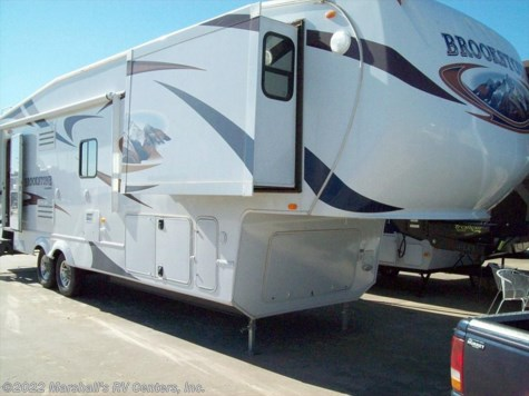 2012 Forest River  Brookstone 324 I