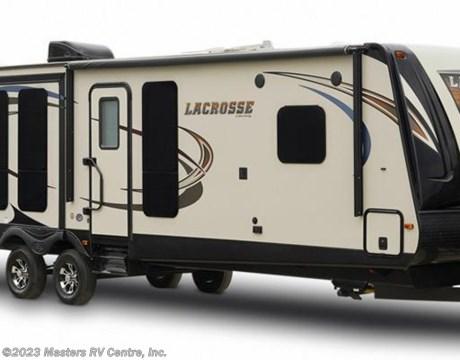 Gb007775 2016 Prime Time Lacrosse Luxury Lite 337 Rkt