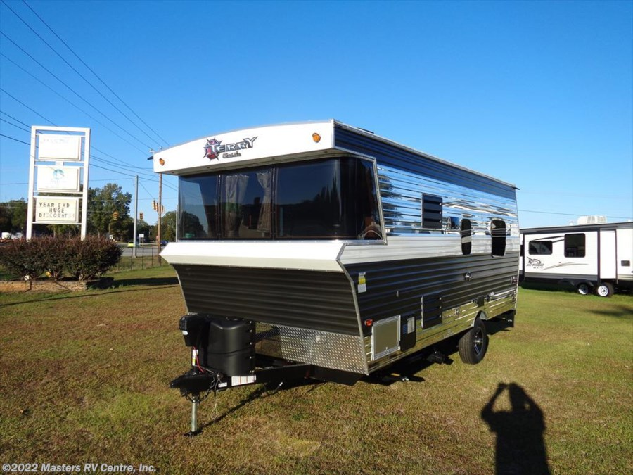 2018 Heartland RV Terry Classic V21