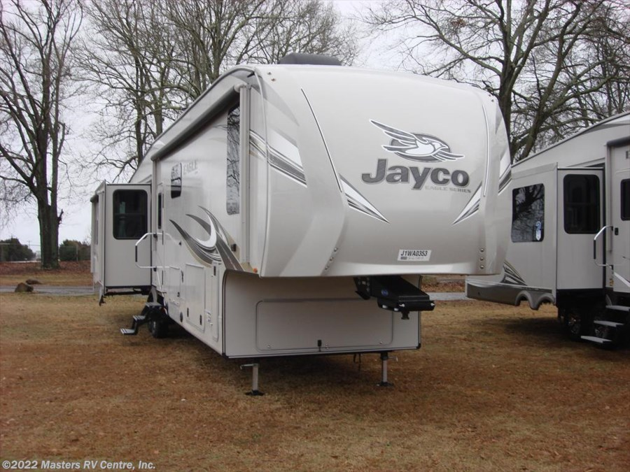 2018 Jayco Eagle Fifth Wheels 355 BH