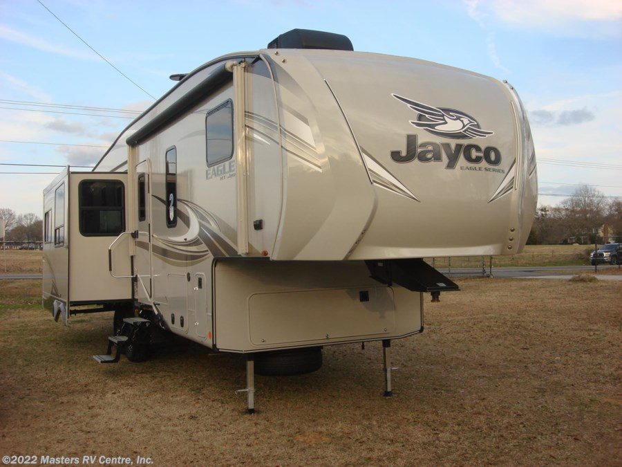 2019 Jayco Eagle Fifth Wheels 355 MBQS