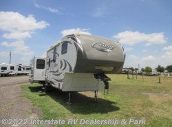 Used 2012  Keystone Cougar 327RES by Keystone from Maximum RV in Mathis, TX