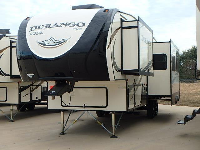 2017 K Z Rv Durango 1500 286bhd For Sale In Fort Worth Tx