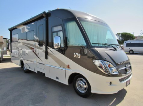 2017 Winnebago Via  WMH25T