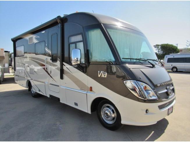 Elegant 2017 Winnebago RV Via 25T For Sale In Rockwall TX 75087  84723