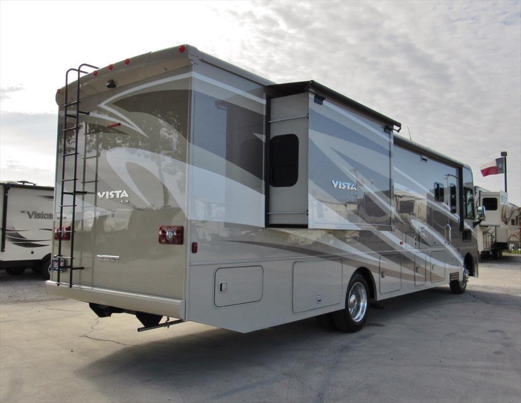 Innovative 2017 Winnebago RV Vista LX WFE35F For Sale In Fort Worth TX 76140  85190