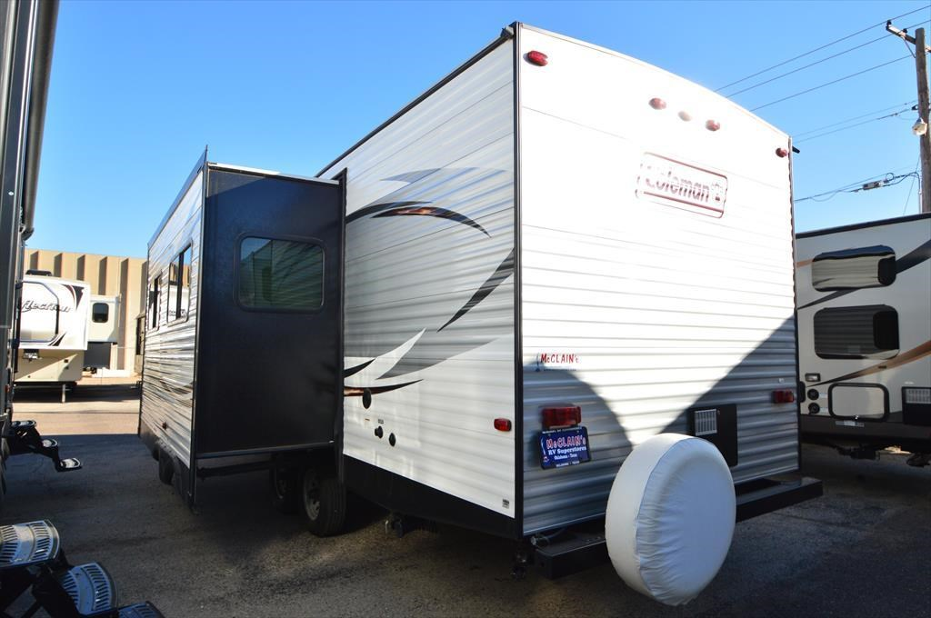 2015 Dutchmen Rv Coleman 262bhs For Sale In Oklahoma City