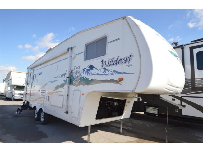 2005 Forest River Rv Wildcat 27rl For Sale In Oklahoma