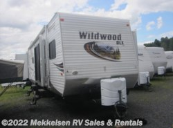 Used 2013  Forest River Wildwood 402QBQ by Forest River from Mekkelsen RV Sales & Rentals in East Montpelier, VT