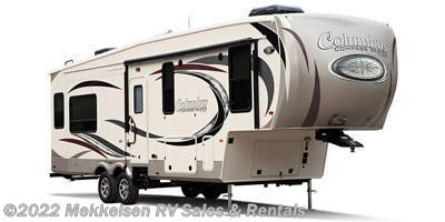 Stock Image for 2016 Palomino Columbus 340RK (options and colors may vary)