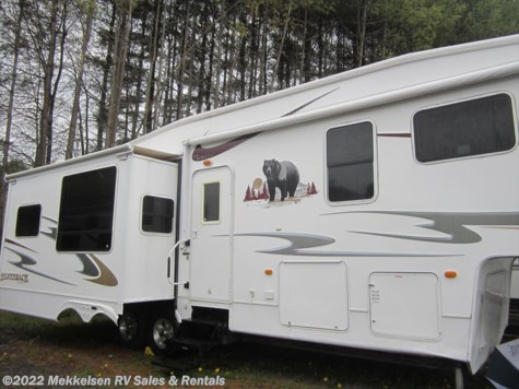2008 Forest River Cedar Creek Silverback  30 RLS