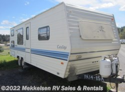 Used 1993  Coachmen Catalina 275TB by Coachmen from Mekkelsen RV Sales & Rentals in East Montpelier, VT