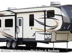 New 2017  Forest River Salem Hemisphere Lite 346RK by Forest River from Mekkelsen RV Sales & Rentals in East Montpelier, VT