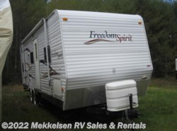 Used 2008  Dutchmen Freedom Spirit 260BDS by Dutchmen from Mekkelsen RV Sales & Rentals in East Montpelier, VT