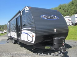 Used 2017  Dutchmen Aspen Trail 3600QBDS by Dutchmen from Mekkelsen RV Sales & Rentals in East Montpelier, VT