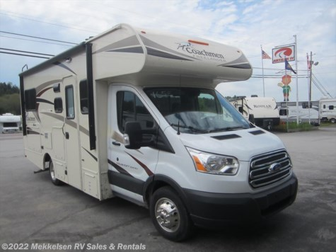2017 Coachmen Freelander Micro Minnie  20CB
