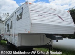 Used 2001  Jayco Qwest M265B by Jayco from Mekkelsen RV Sales & Rentals in East Montpelier, VT