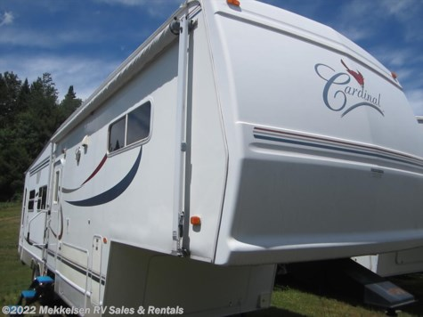 2002 Forest River Cardinal  33LX