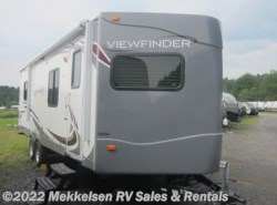 Used 2013  Cruiser RV ViewFinder 2455D by Cruiser RV from Mekkelsen RV Sales & Rentals in East Montpelier, VT