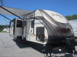 New 2017 Forest River Wildcat 343BIK available in East Montpelier, Vermont