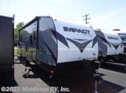 New 2017  Keystone Impact VAPOR LITE 28V by Keystone from Middleton RV, Inc. in Festus, MO
