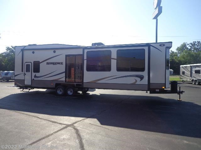 2017 Keystone Rv Residence 401 Loft For Sale In Festus Mo